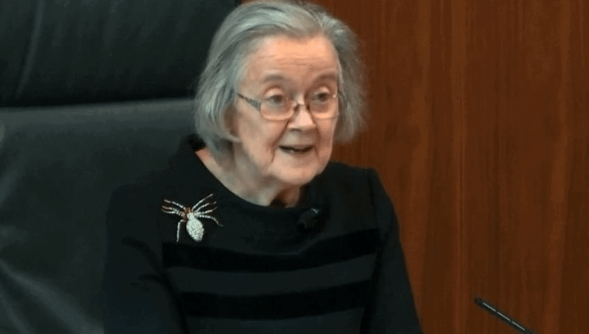 What Is It About Lady Hale's Brooch? 2