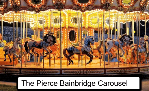 The Pierce Bainbridge Carousel - A Not So Merry-Go-Round of Departing Lawyers & Clients 1