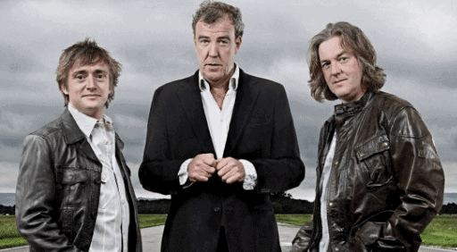 The Stay at Home Message From Jeremy Clarkson . . And Many Others 1