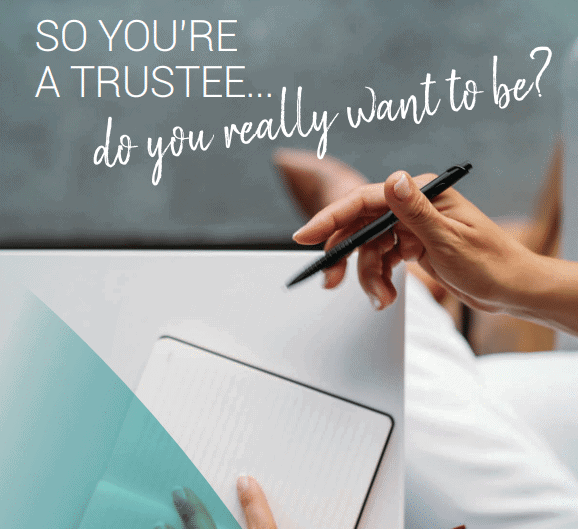 Are You A Trustee? 1