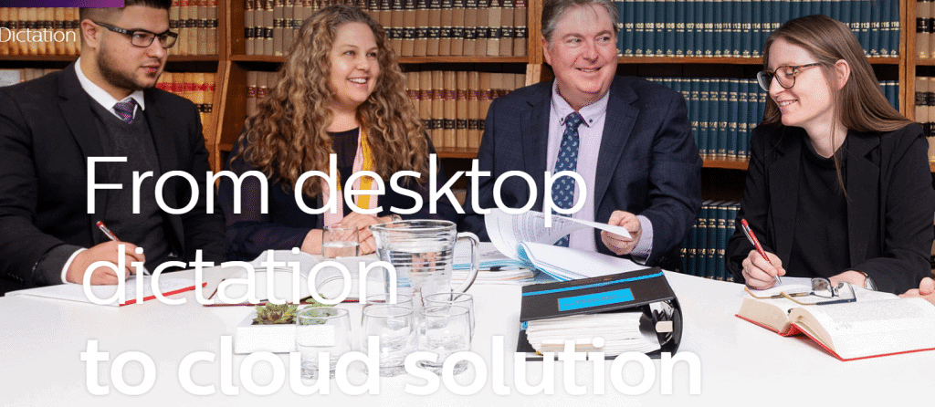 New Work-From-Home Technology Arrives in New Zealand - Powerful Cloud-Based Dictation Tool For Lawyers and Others Arrives 5