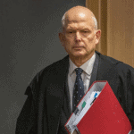 The Sentencing Judge:  The Life & Trials of Cameron Mander & The Mosque Murders 4