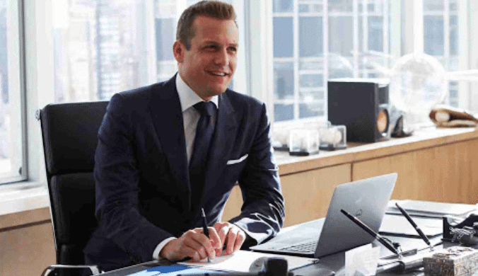 The Power-Lifting, In-House Lawyer Who Dismisses a Harvey Specter Comparison & Rises To CEO 1