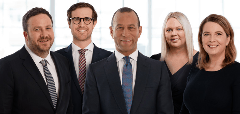 New Partners at Russell McVeagh 2