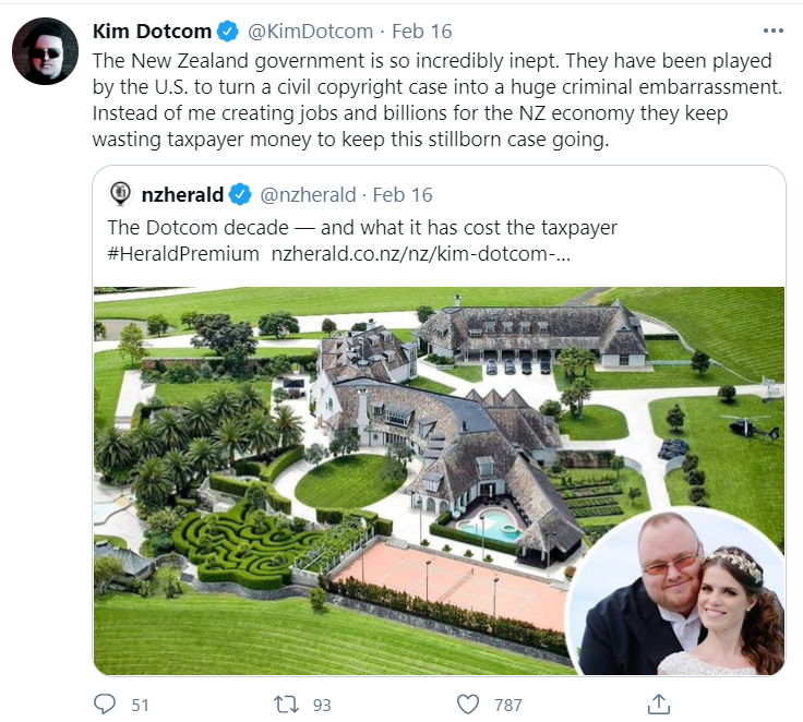 How Much Has The Dotcom Case Cost The New Zealand Taxpayer? Take A Guess 4
