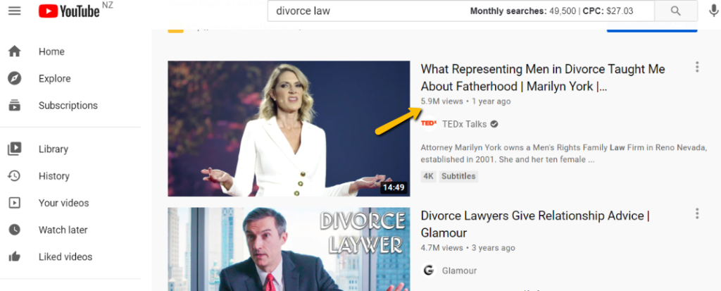 Key Lead Generation for Lawyers And How You Can Use YouTube To Do The Heavy Lifting 5