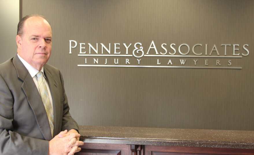 Frederick Penney on Law Firm Branding