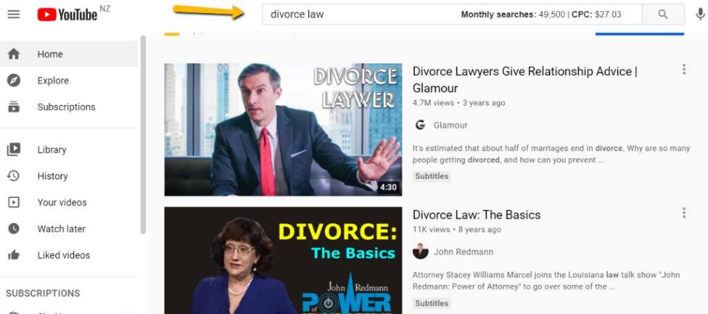Key Lead Generation for Lawyers And How You Can Use YouTube To Do The Heavy Lifting 4