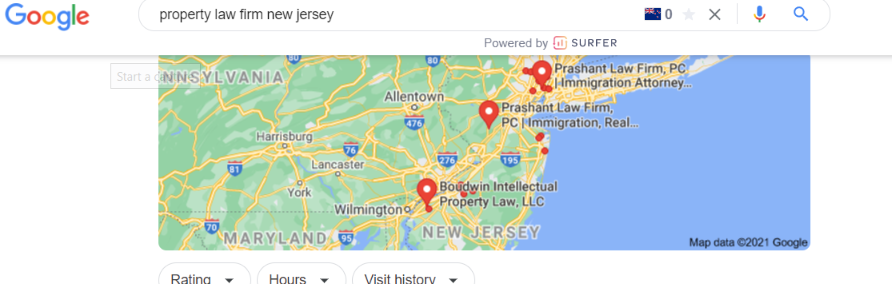 How Can You Use Local SEO For Law Firms To Get To No. 1 on Google 5