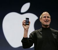 """Maybe Apple Inc. CEO Steve Jobs should use his new iPhone to call a good trademark lawyer. That's the advice of several attorneys and IT analysts regarding Apple's decision to call its new combination mobile phone, iPod and Internet communications device an """"iPhone"""" 2"""