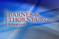 Barnes & Thornburg Adds Corporate Partner in Indianapolis Office 1