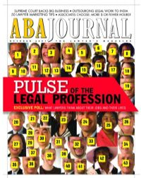 The ABA Journal has taken a look at the lawyers who could run America - the next top lawyers for a McCain or an Obama presidency. The magazine has matched the job with the person who is most often mentioned for it. 2