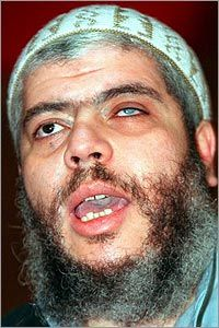 The UK law firm which represents Abu Hamza, the Muslim cleric jailed for inciting murder, has been paid more than £1.1 million in legal aid. 2