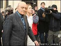 Mohamed Al Fayed had been waiting for the day - and the day is now. The time when he could give evidence about the conspirators who he says killed his son Dodi and Princess Diana. 2