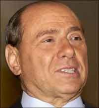 Silvio Berlusconi, Italy's former prime minister and the country's richest man, was on Friday sent for trial by a judge in Milan in a case involving alleged fraudulent accounting and money laundering in his business empire. 2