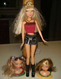 Toymaker Mattel has been awarded multi-million dollar damages in a copyright case against the maker of the popular Bratz dolls, MGA Entertainment. 2
