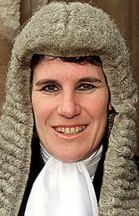 London barrister Elizabeth-Anne Gumbel is the highest legal aid earner in Britain, according to records just released. Ms Gumbel has now earned almost £1.5million in the past four years from legal aid work in civil cases. 2