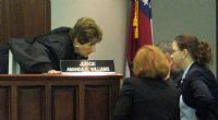 Georgia Judge Amanda F Williams has long been known as an aggressive, combative judge, lawyers say. But in recent years, they say, her behavior grew harsher and more punitive. Now she is to resign. 2