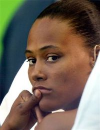 Former Olympic track and field superstar Marion Jones pleaded guilty Friday to federal criminal charges that she lied to investigators about using steroids before her five-medal performance at the 2000 Summer Games in Sydney, and about her involvement in an unrelated New York-based counterfeit check scheme. 2