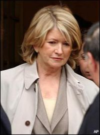 Martha Stewart must think a good fight is a good thing. Despite serving five months in prison and stepping down as chairwoman of her company, the domestic diva has decided to wage war with the Securities and Exchange Commission over civil insider trading charges. 2
