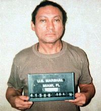 An international legal tussle is developing over the fate of Manuel Noriega, the deposed dictator of Panama, as he prepares for his release from a Florida prison. 2