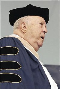 """Ralph Papitto has donated millions to Roger Williams University. But when he used the word """"nigger"""" when discussing the difficulties in finding minorities for the board, a storm of outrage erupted. 2"""