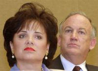 Authorities asked Patsy Ramsey in late May, a month before she died of cancer, whether she would be willing to meet with the man who claims he killed her 6-year-old daughter, the Ramsey family's attorney said Friday. 2