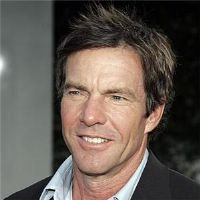 Actor Dennis Quaid urged the U.S. Congress on Wednesday to preserve patients' rights to sue drugmakers for injuries, recounting how his newborn twins nearly died from an accidental drug overdose. 2