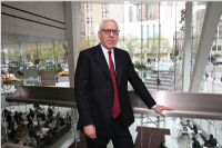 "When David M. Rubenstein turned 54, he read that white Jewish males were likely to live to 81. ""So I said, 'I have 27 years to go,' "" Mr. Rubenstein said. ""I could be like the pharaohs and say, 'Bury me with my money.' Or I could start giving it away."" 7"