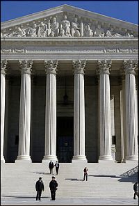 The US Supreme Court dealt a new blow today to investors suing companies over accusations of fraud when it set a higher standard to prevent the lawsuits from being dismissed. 2