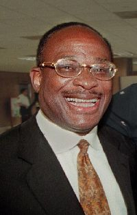Willie Gary is a 59 year old Florida attorney whose personal Boeing 737 has an 18-carat gold bathroom sink. But his greater claim to fame now is his claim that Motorola owes him at least $11,000 an hour for work on a lawsuit against the company. Gary, who calls himself 'The Brioni Man' (after the Italian suits he favors) is being called something else by some observers. 2